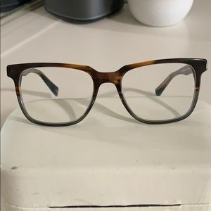 Warby Parker Chamberlain Discontinued Glasses
